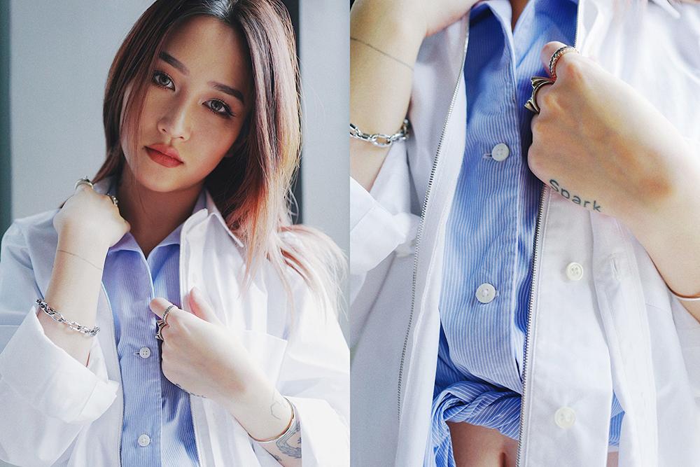 衬衫若是想长久穿着,要选高质量的物料才合理   专访职人饭冢彻哉 Tetsuya Iizuka