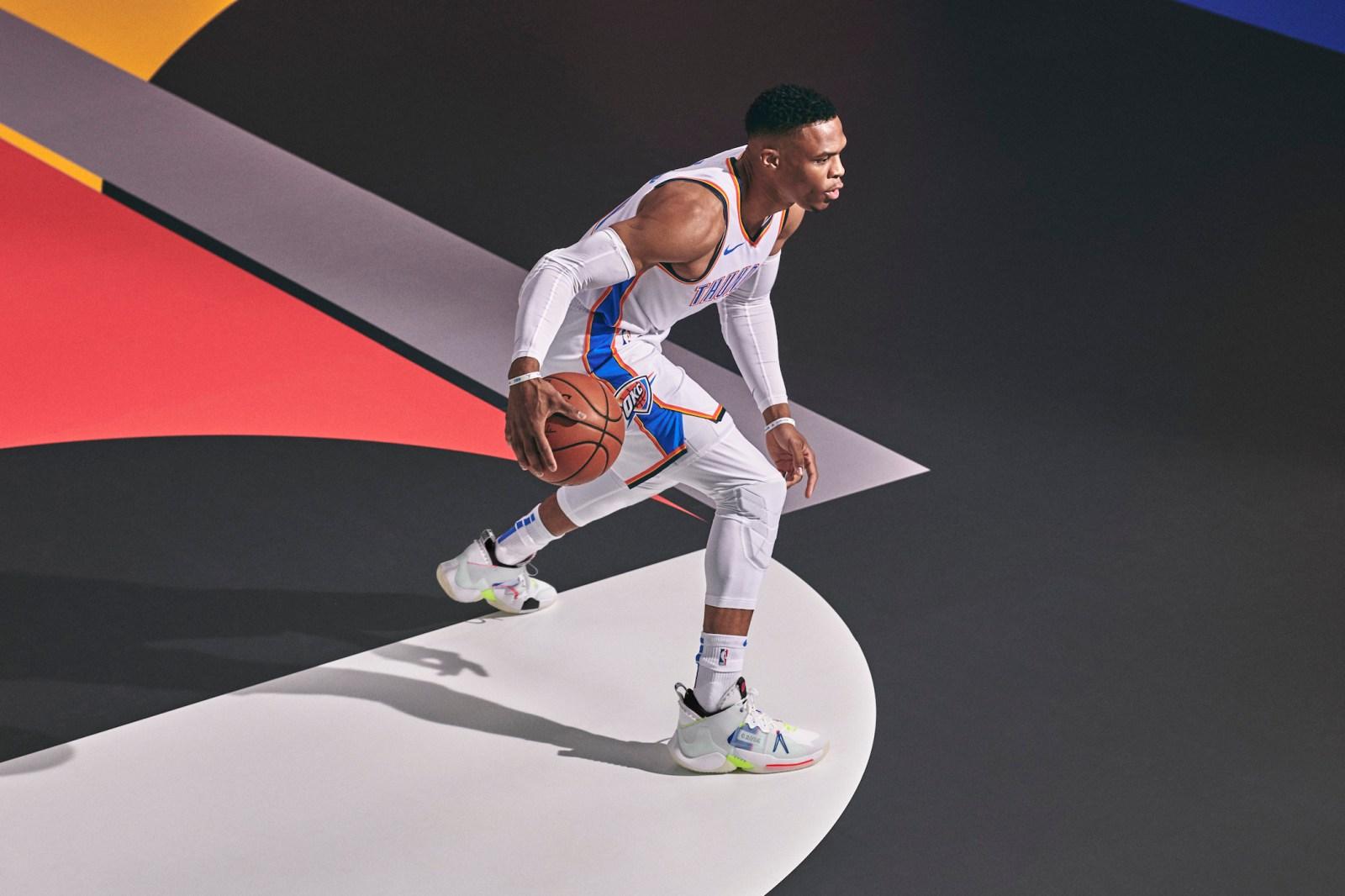 NBA「最佳新秀」的競爭,從球鞋合同比拼開始