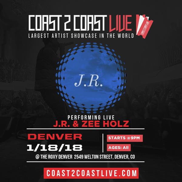 J.R. & Zee Holz - J.R. & Zee Holz Performs at Coast 2 Coast LIVE