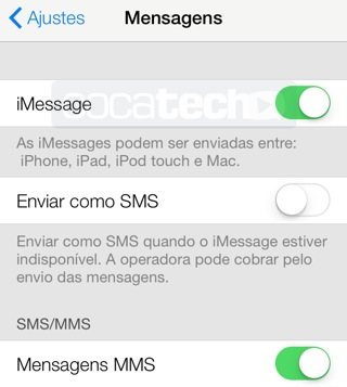 Photo of Como Desabilitar o SMS no iPhone