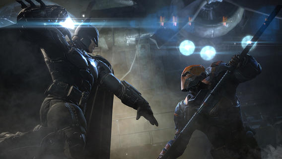 Photo of Batman: Arkham Origins