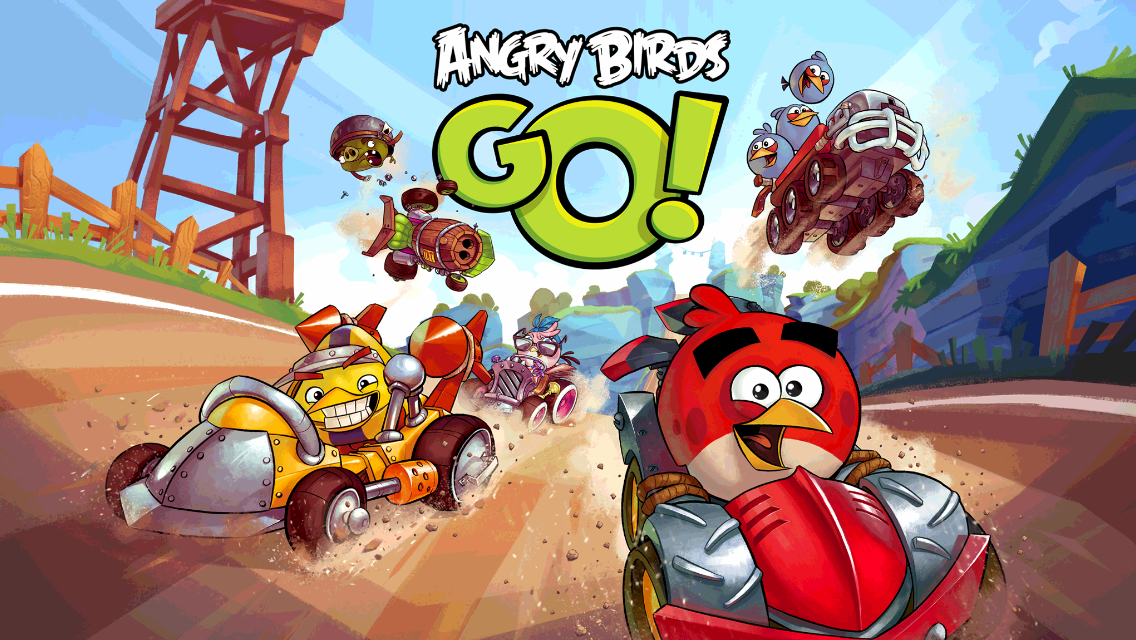 Photo of Angry Birds Go!