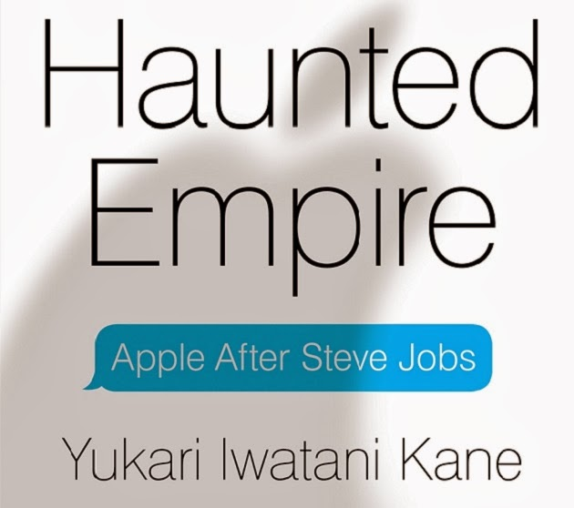 Foto de Haunted Empire um livro sobre a Apple Pós-Jobs