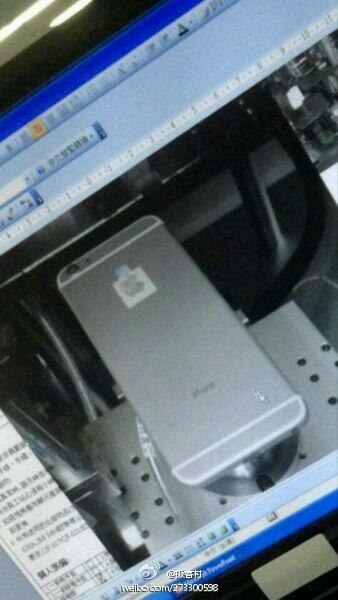 Photo of Foto Vazada: iPhone 6 em Teste na Foxconn?!