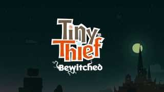 Photo of Tiny Thief Bewitched está no forno