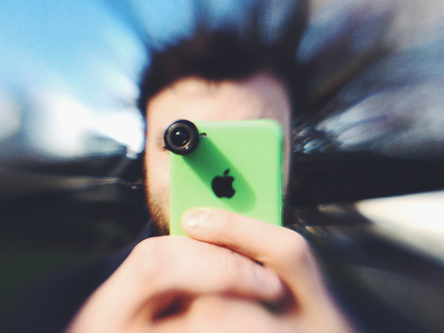 Photo of Creative Focus Lens para iPhone