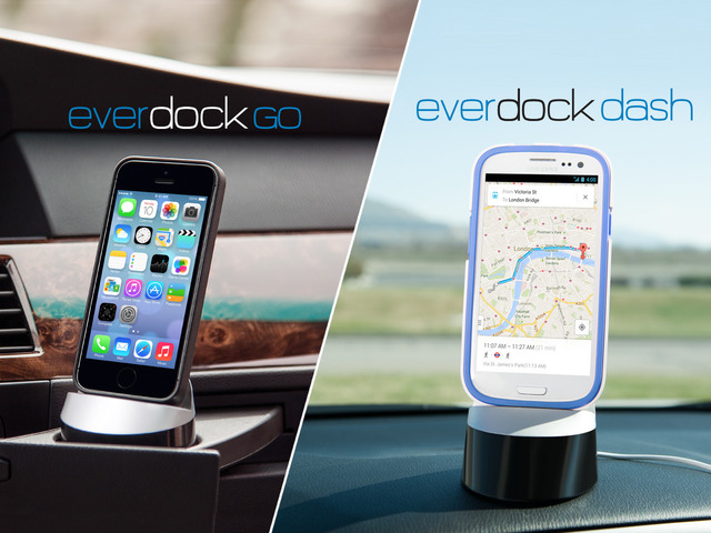 Photo of EverDock Go, Dock Universal para iPhone e Android