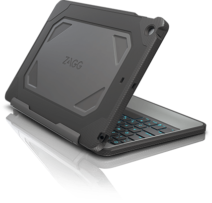 Photo of Rugged Folio, resistente case-teclado que faz do iPad um notebook