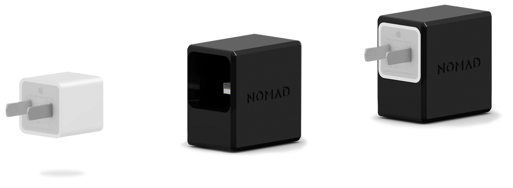 Photo of NomadPlus, Recarregador Apple com Bateria