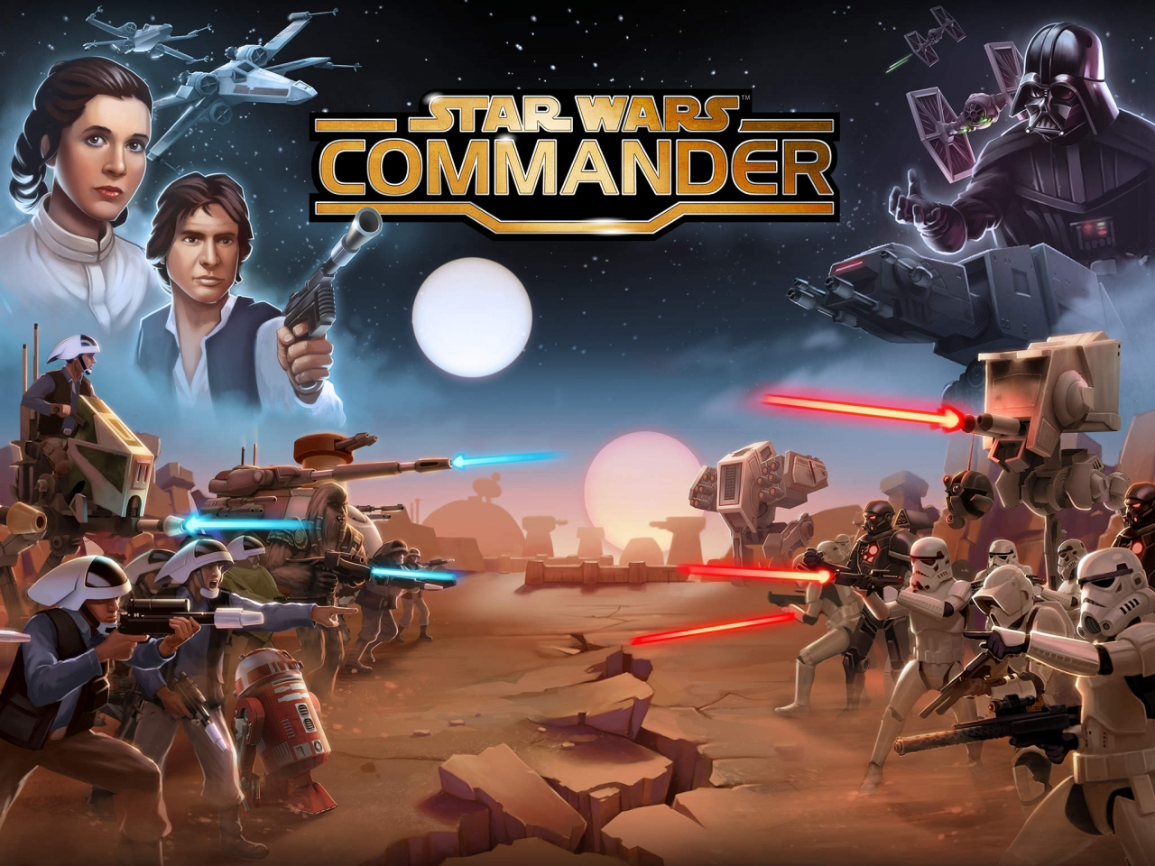 Foto de Star Wars: Commander na Área
