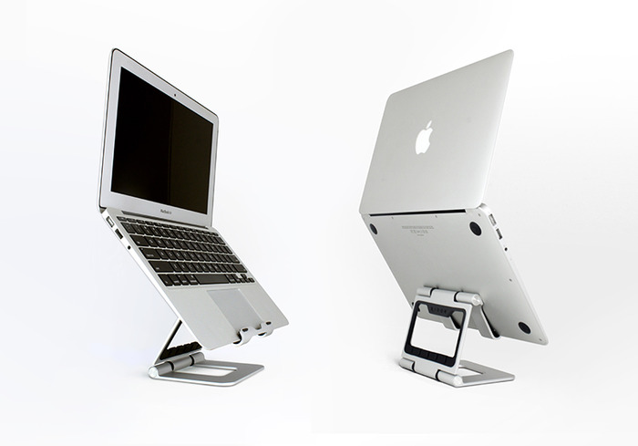 Photo of The Ridge Stand, suporte para MacBook