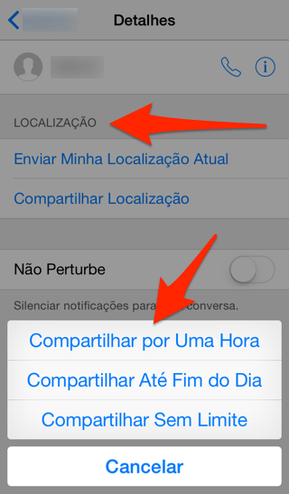 Photo of Como Compartilhar a Localização no iMessage