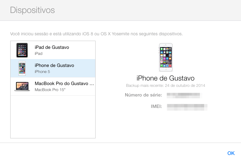 Photo of Como Descobrir Remotamente o IMEI do iPhone