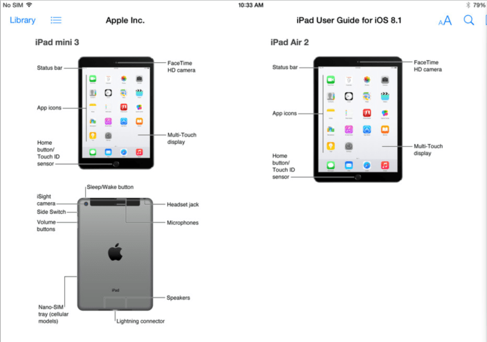 Photo of iPad Air 2 e iPad mini 3 confirmados, Touch ID também