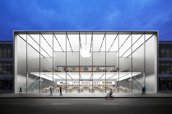 Photo of Inaugurada maior Apple Store da Ásia, em Hangzhou na China
