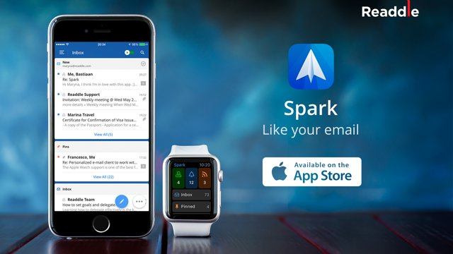 Photo of Spark, Email Inteligente da Readdle