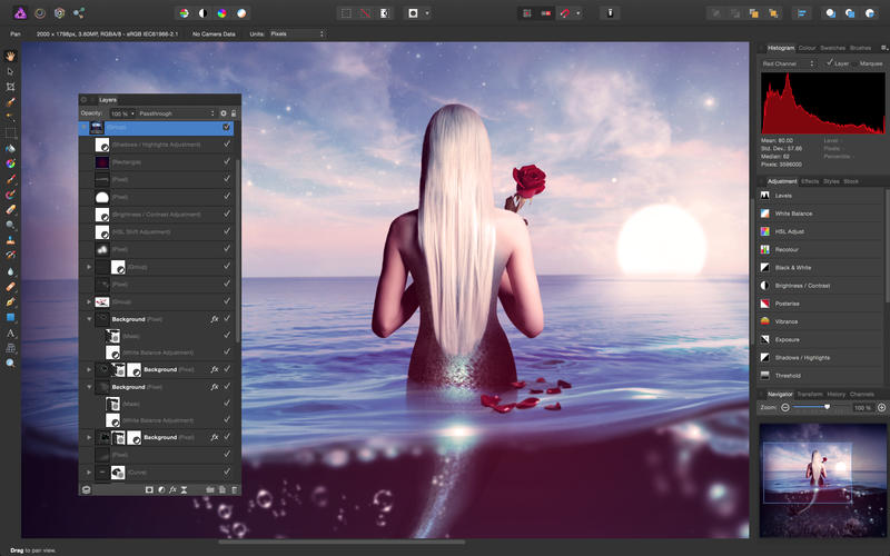 "Photo of Affinity Photo, alternativa ao ""photoshop"""