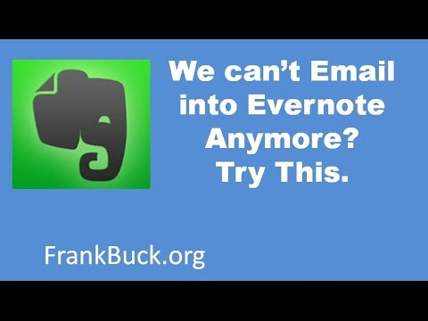 Photo of Como Enviar para o Evernote por E-mail sem ser Assinante