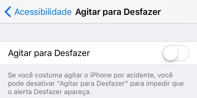 Photo of Como Desabilitar o Agitar para Desfazer do iOS