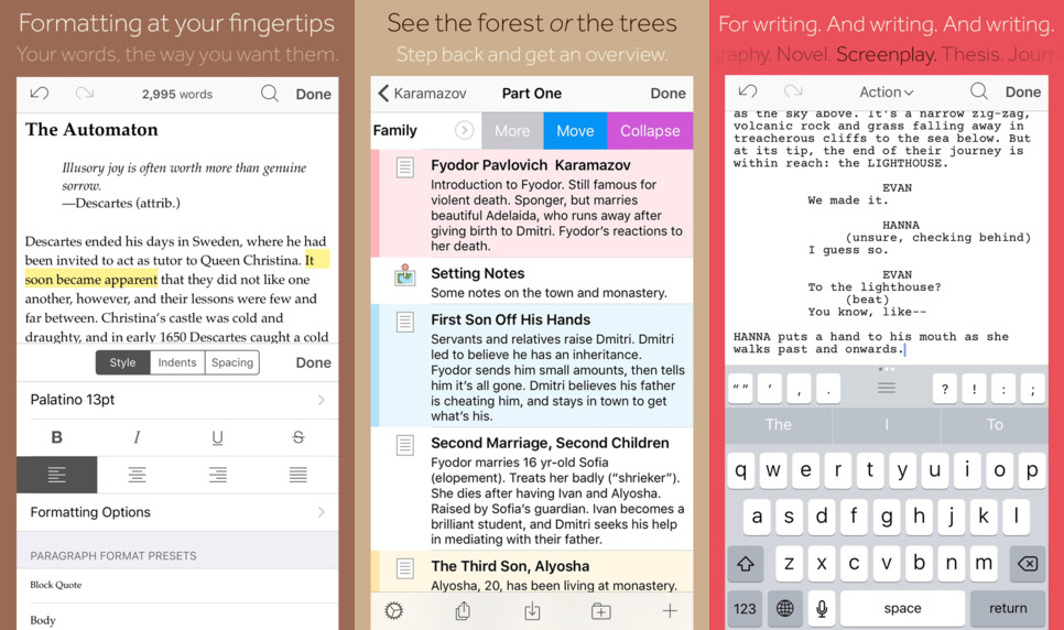 Photo of Scrivener para iOS, a evolução do editor de texto