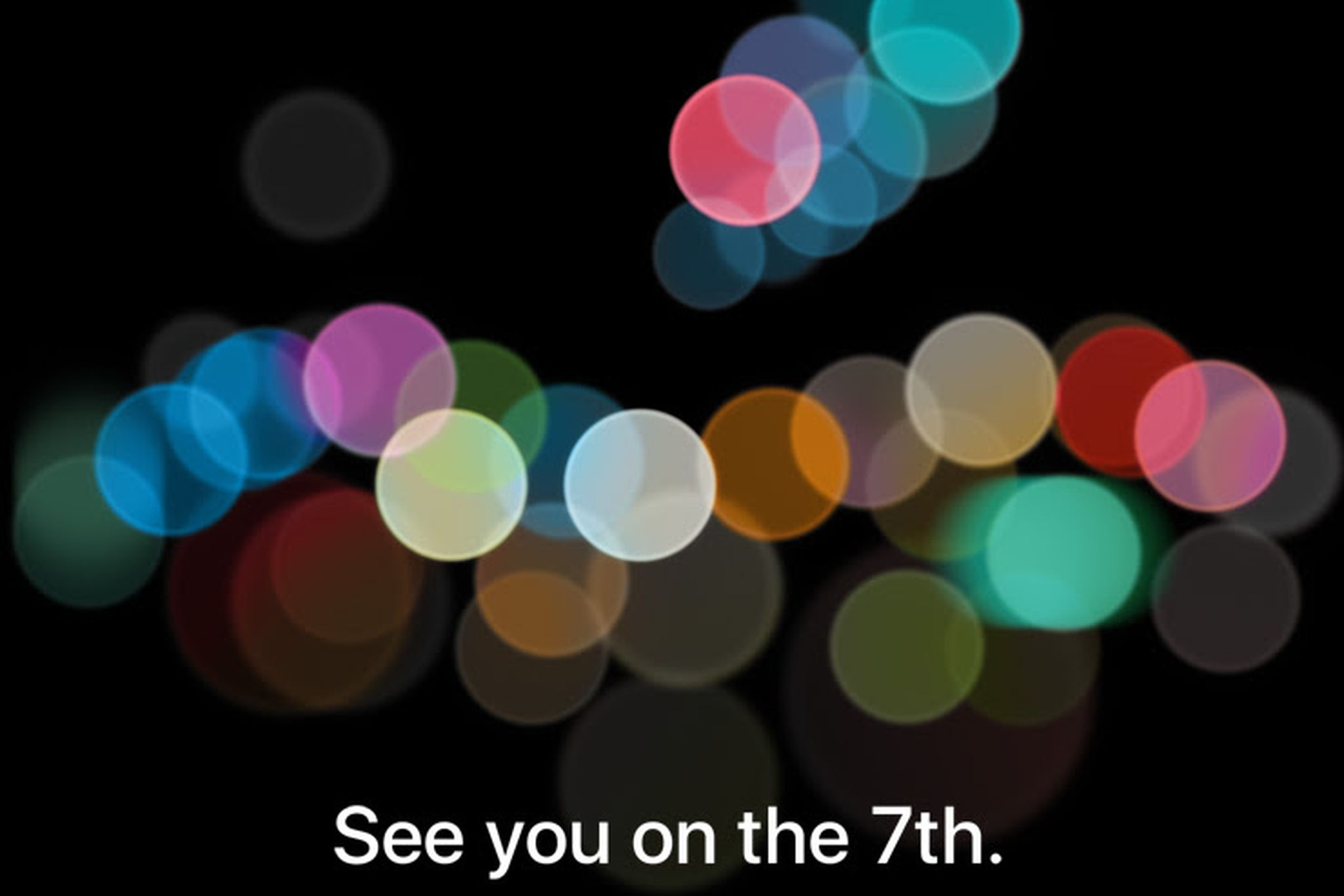 Photo of Confirmado! Evento Apple dia 7 de Setembro, te Vejo no 7º, iPhone