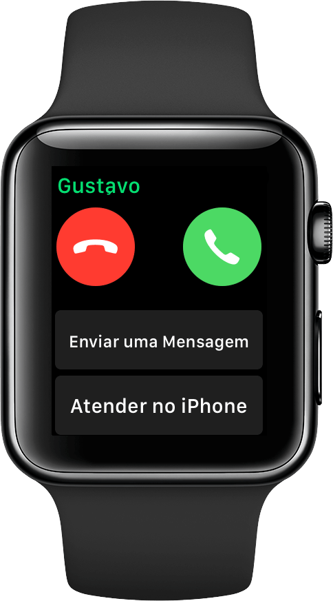 Photo of Como Atender Ligação no iPhone pelo Apple Watch
