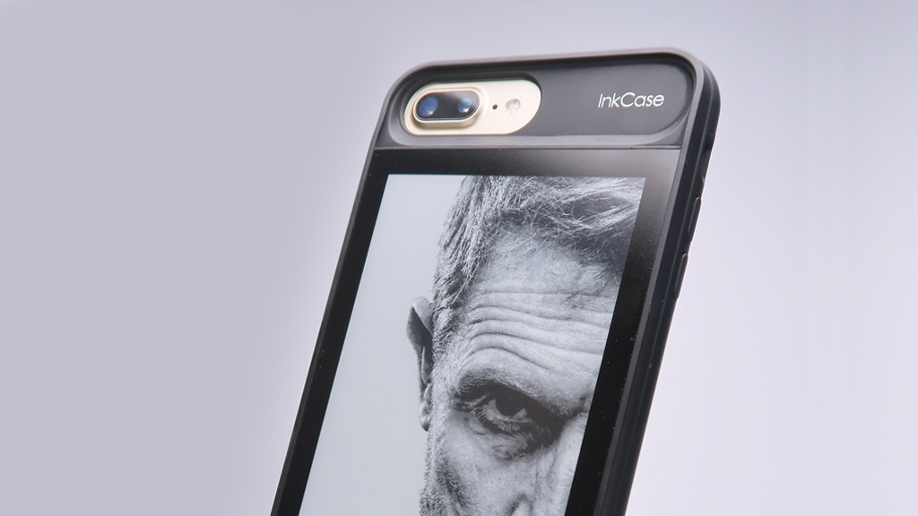 Photo of InkCase i7 Plus, tela dupla Dual Screen For iPhone 7 Plus