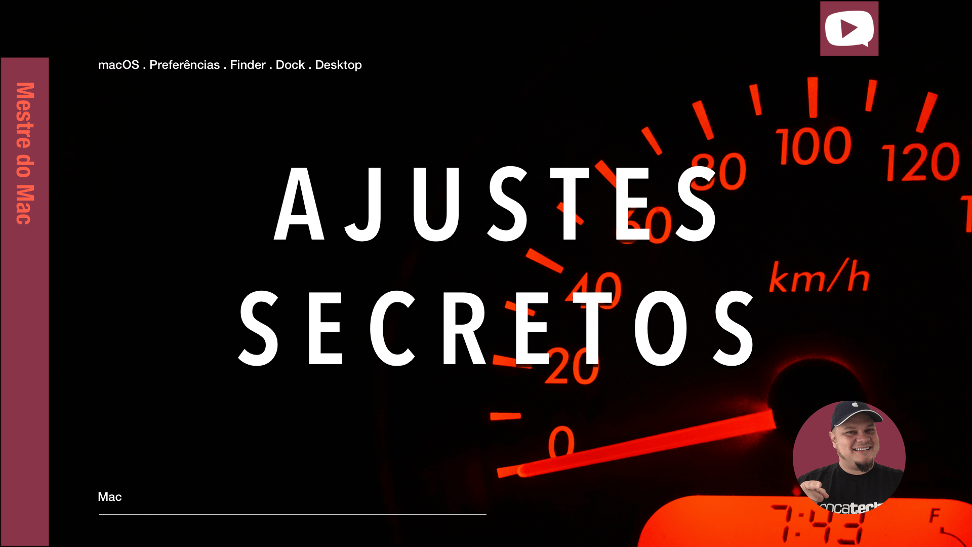 Photo of Ajustes Secretos no Mac