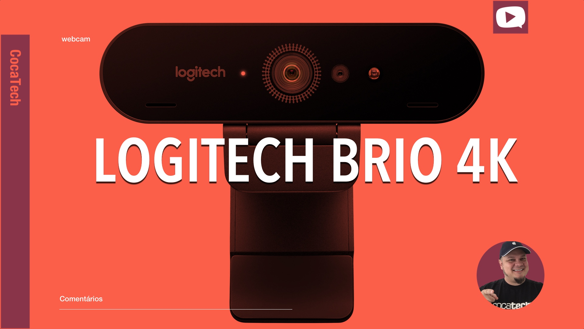 Photo of Logitech Brio 4K – 12/01