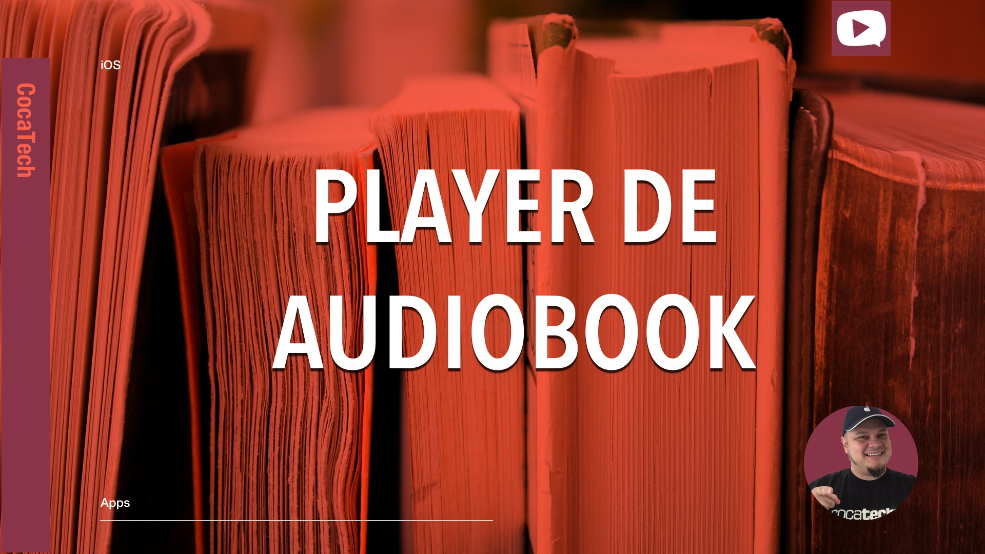 Photo of Player de Audiobook Compatível com iTunes e Audible – 22/03