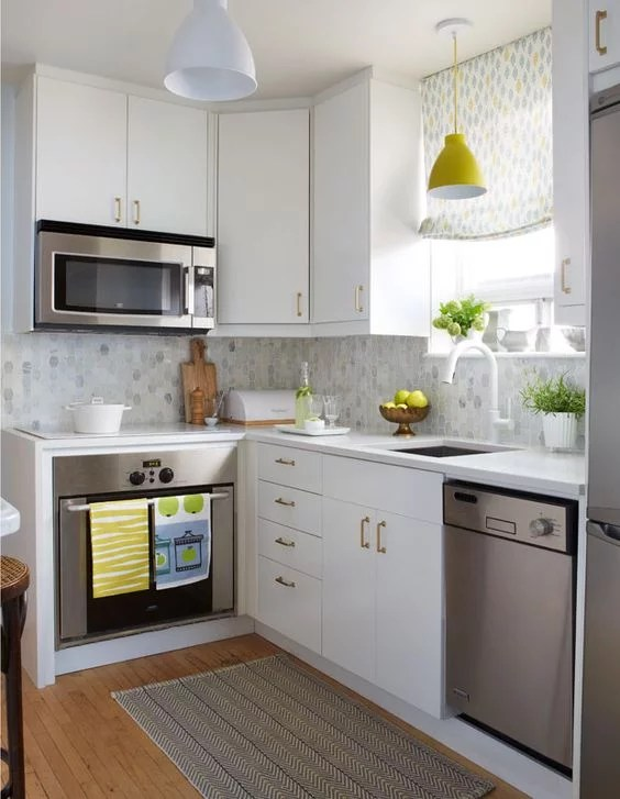Ideal Galley Kitchen Layout
