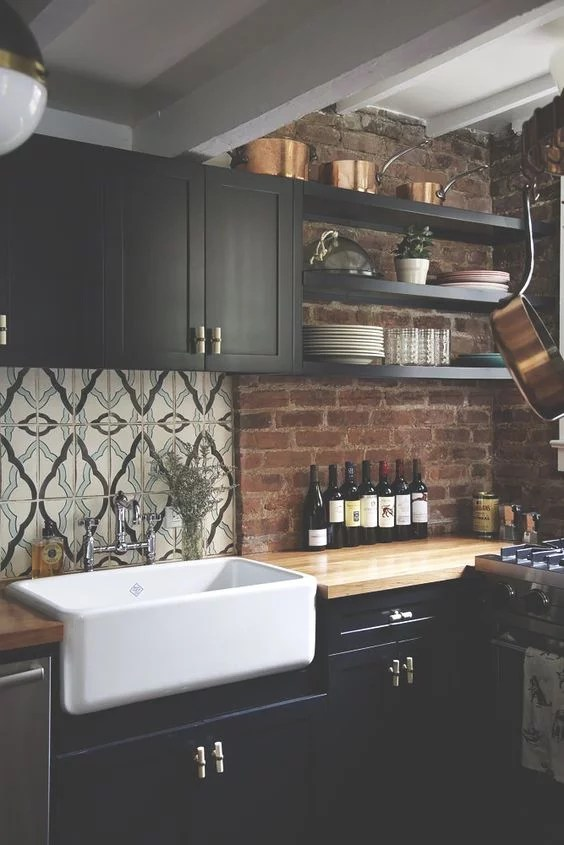 Subway Tile Designs Kitchens