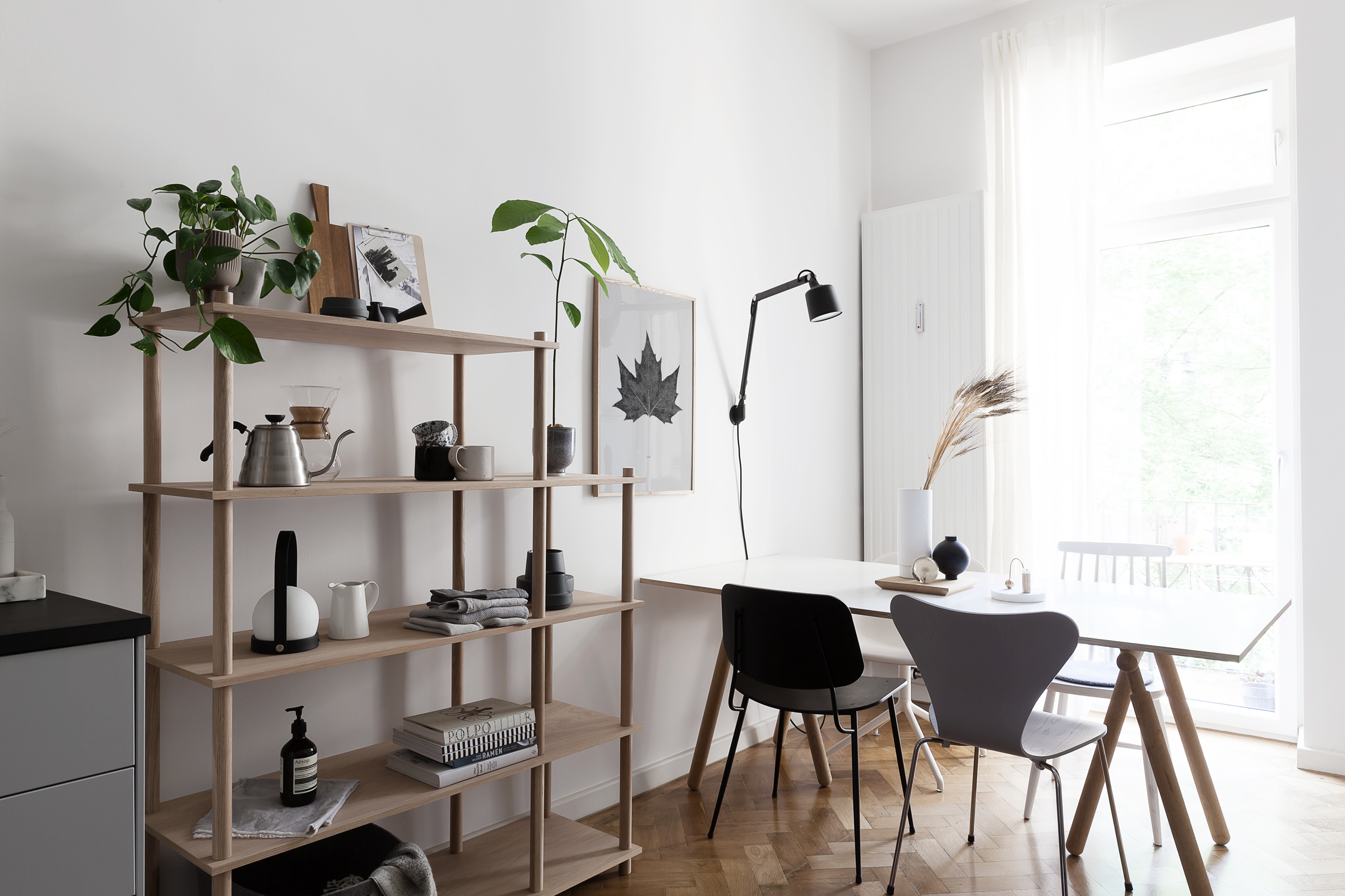 Woud Elevate Shelving In Our Kitchen Coco Lapine