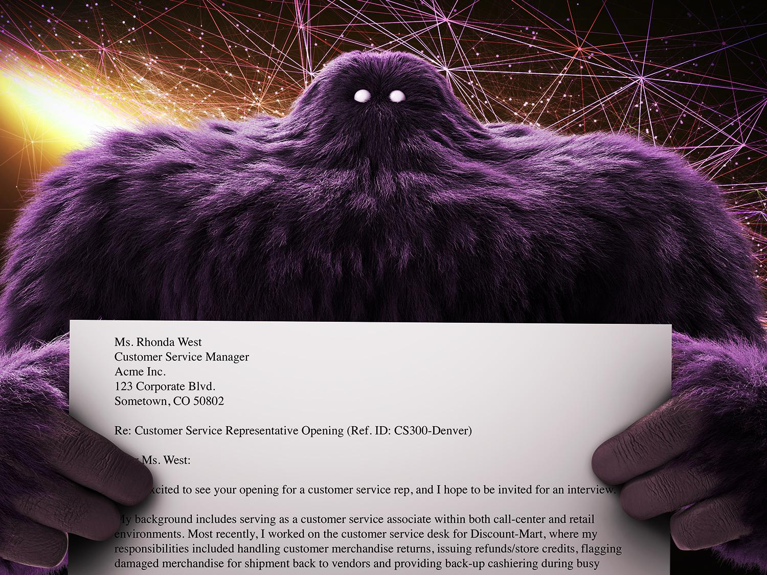 Cover Letter Format   Sample   Monster com Smart tips to help you format and write a cover letter