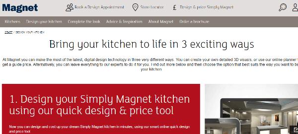 Best Free Kitchen Planning Tool