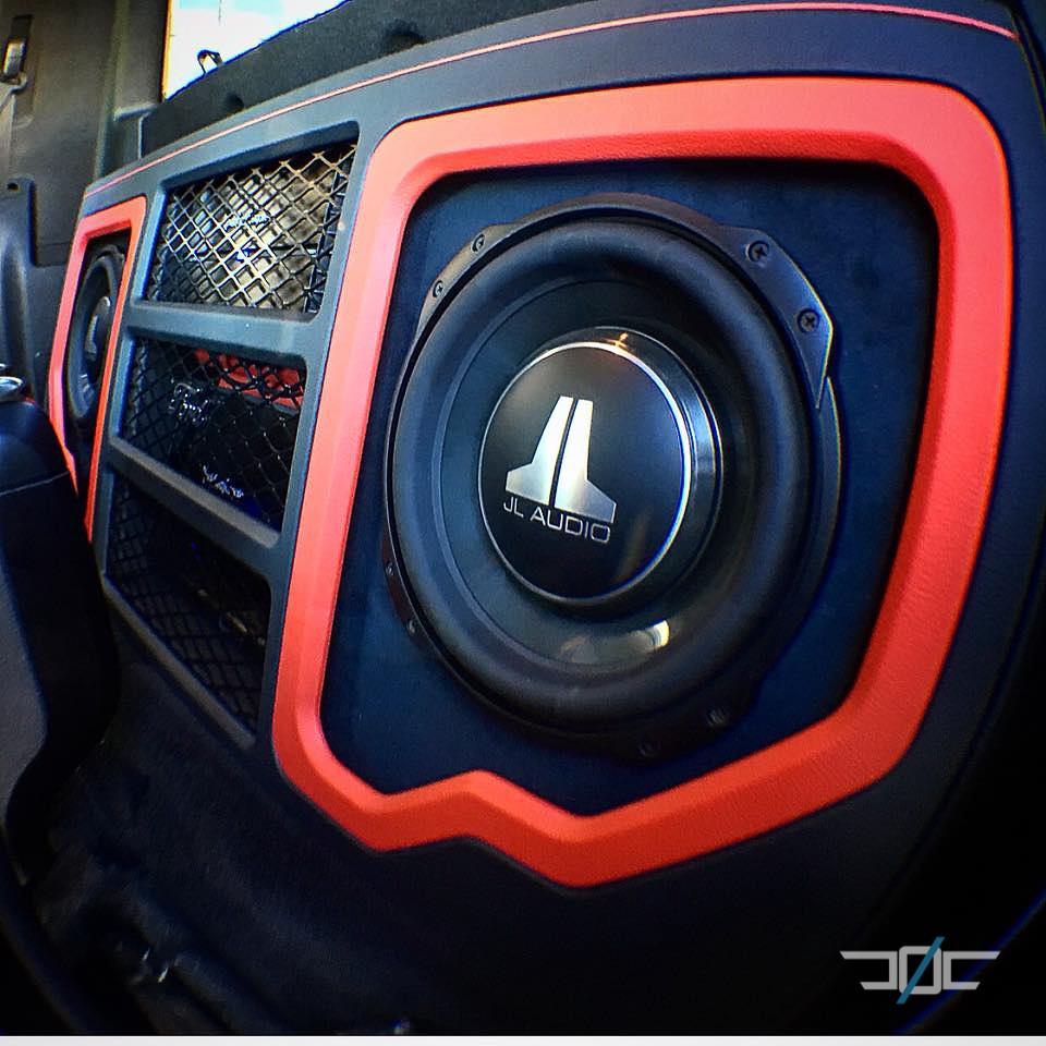 Ford F 150 Tremor Custom Audio Build Code Zero Customs