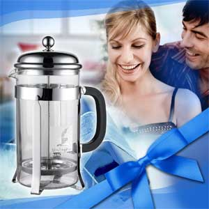SterlingPro Coffee & Espresso Maker - Great for Gifts