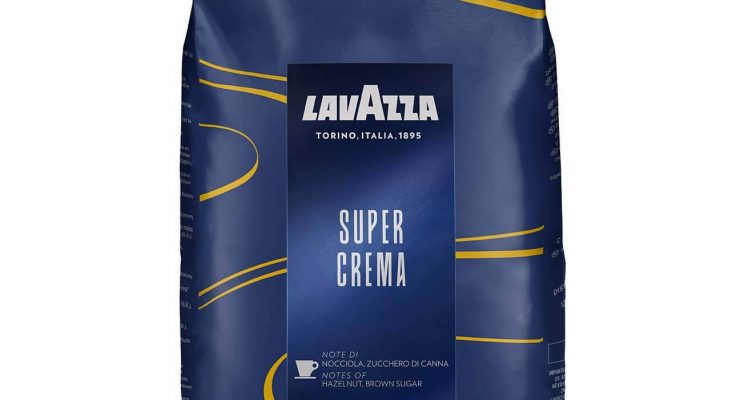 Lavazza Super Crema Whole Bean