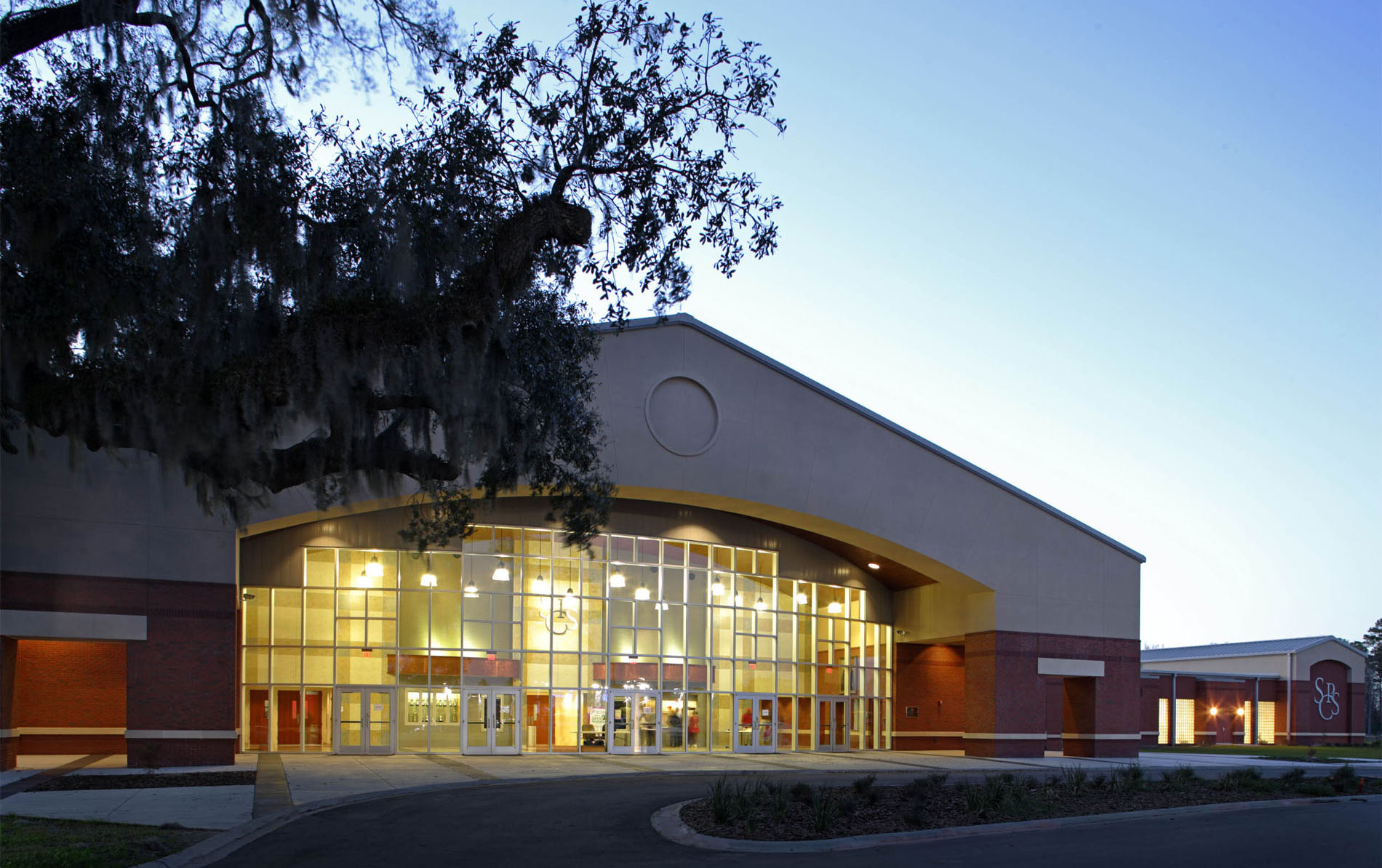 Woodville Tompkins School Savannah Ga