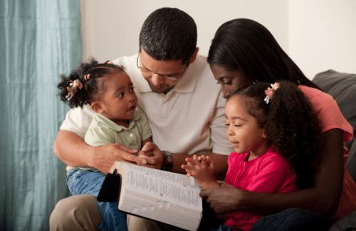 Deuteronomy 6:7—Let's Help Parents Do It! - Children's ...