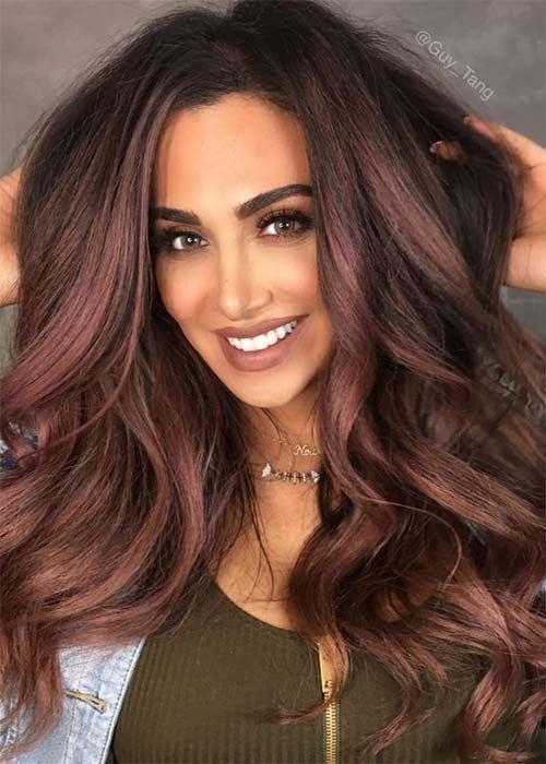 How Dye Hair Light Brown