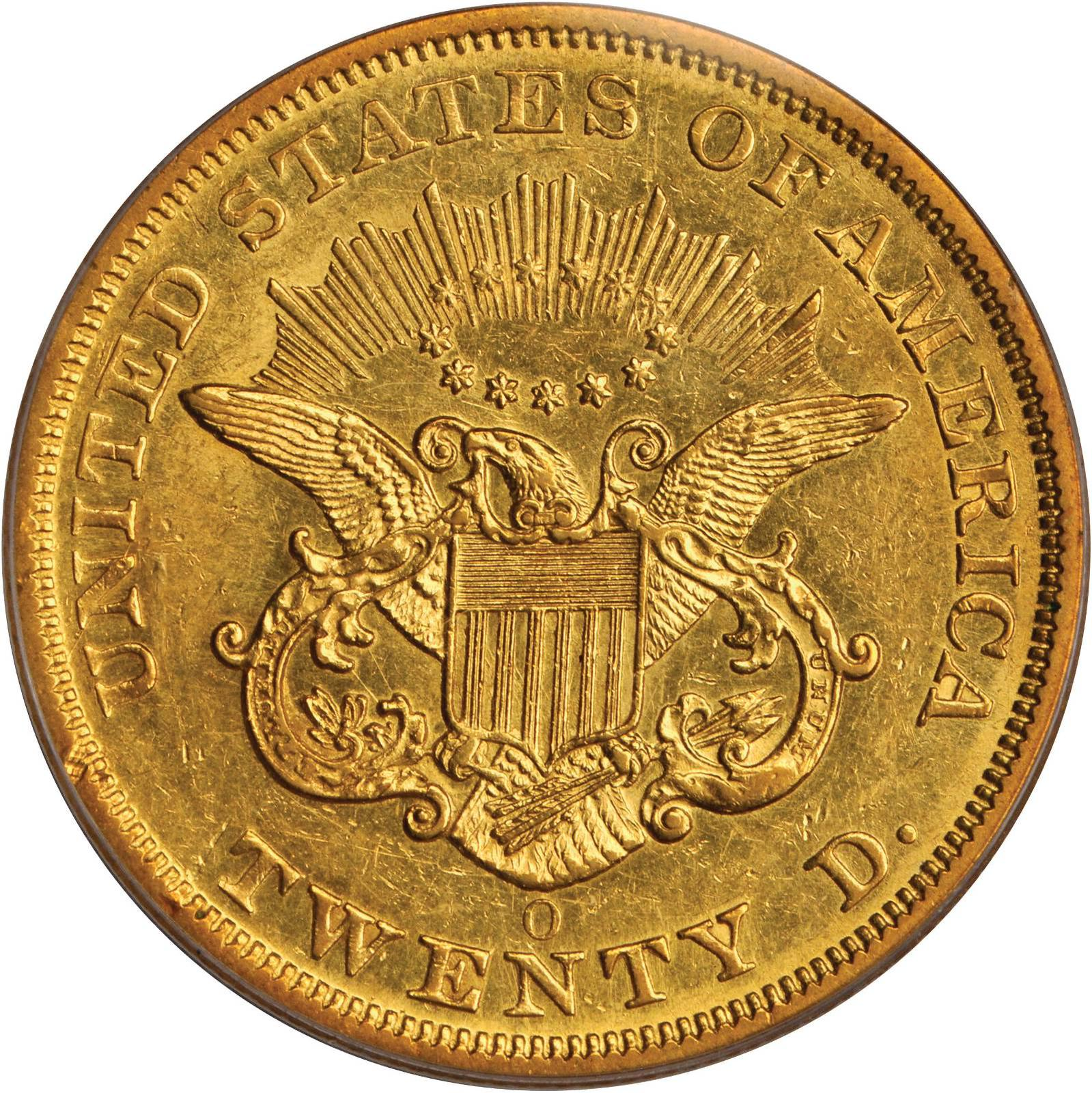 2 Dollar 1907 2 Coin Gold 1