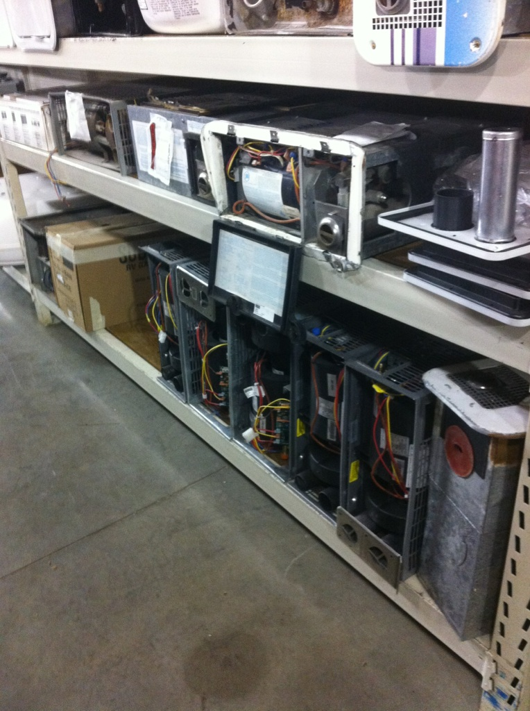 Used Suburban Rv Furnace Sf30 Colaw Rv Used Parts