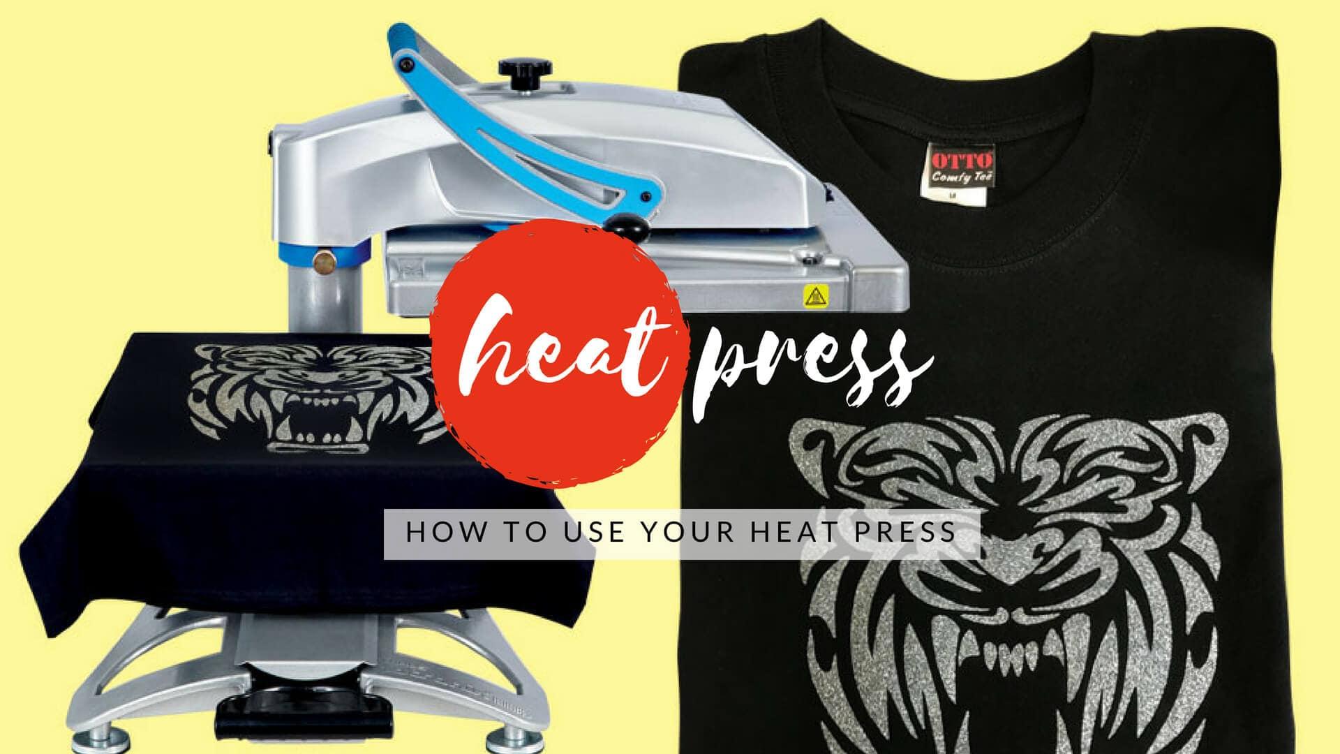 T Shirt Press