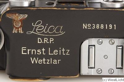 Leitz Leica Iiic Grey Artl Price Guide Estimate A
