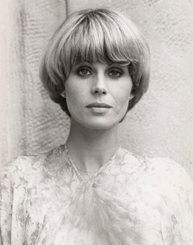 NPG x125695; Joanna Lumley - Portrait - National Portrait ...