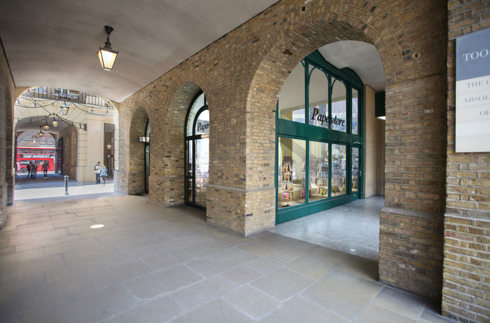 Commercial Property for Rent in London Bridge - 12 Hays Galleria, London SE1 2HD - Colliers ...