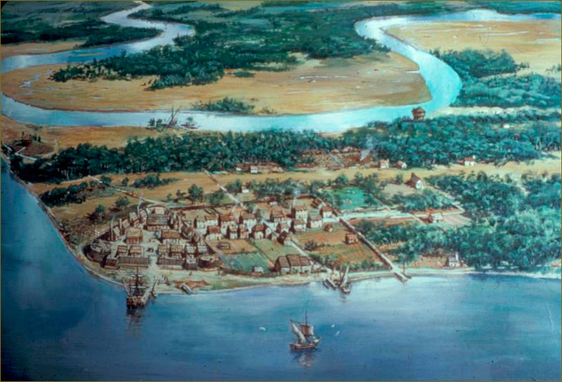 Historical Park Jamestown National