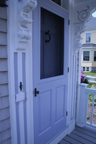 Exterior Storm Doors