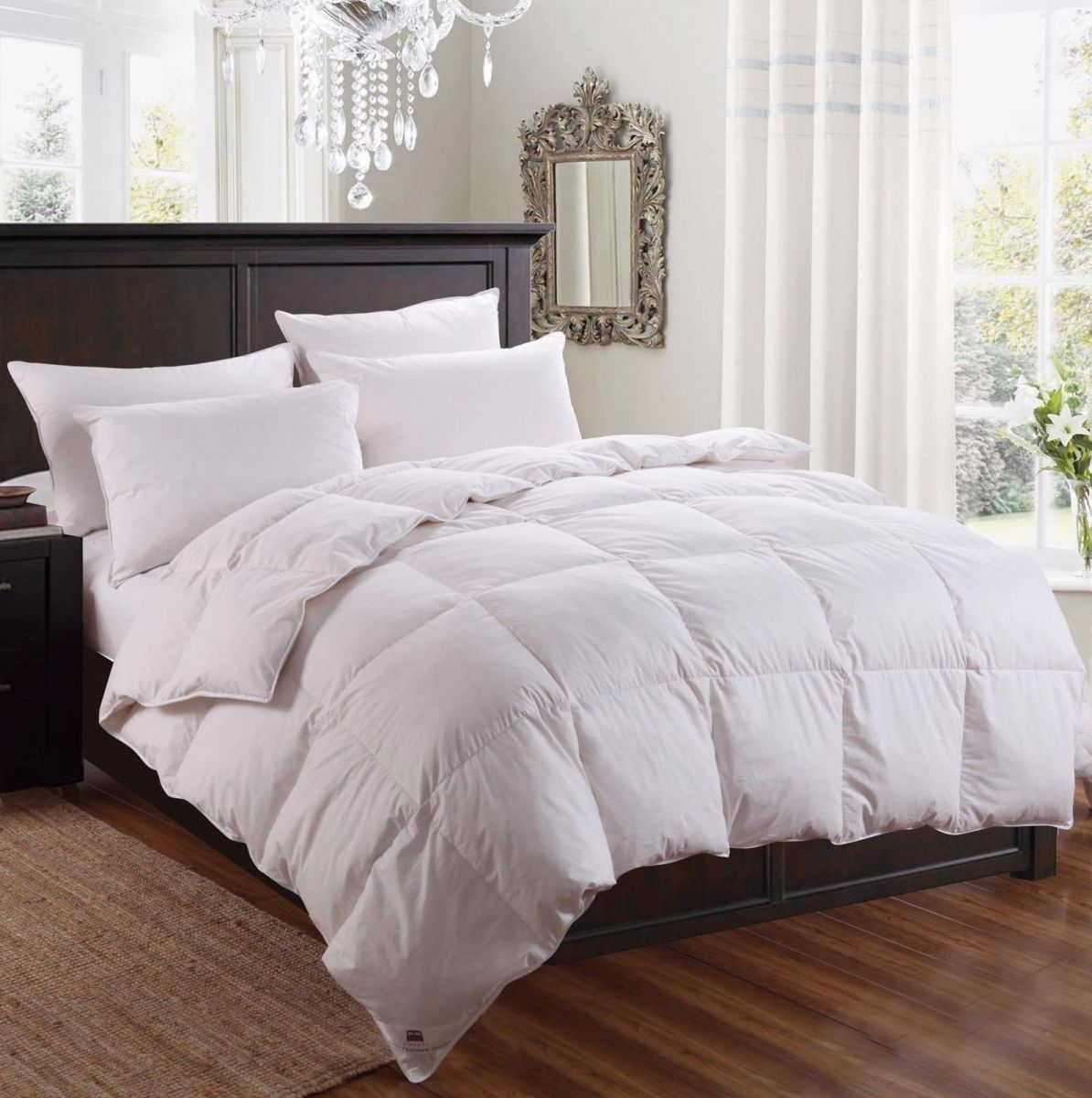 King Size Quilt 135 Tog